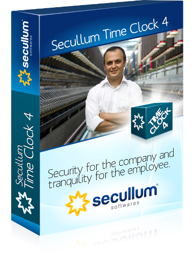 Secullum Time Clock 4